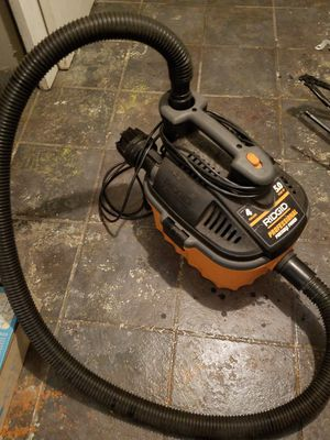 Ridgid Wet/Dry Vacuum for Sale in Washington, DC
