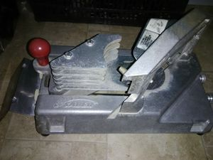 Vintage saber commercial tomato slicer for Sale in Pineville, LA