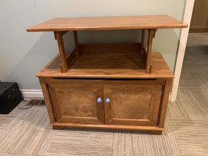 Changing Table and Toybox for Sale in Redmond, WA