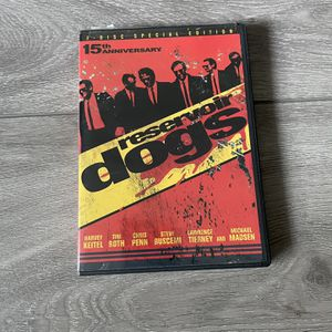 Reservoir Dogs DVD for Sale in Los Angeles, CA