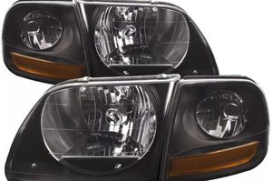Ford F-150 97-03 new smoke headlights for Sale in Fresno, CA
