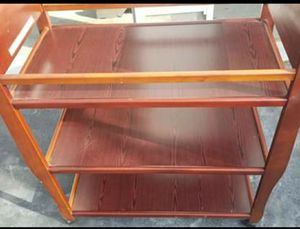 Baby changing table for Sale in Monroe Township, NJ