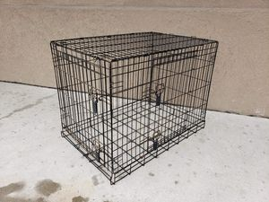 Medium to large dog kennel with no bottom tray for Sale in Boise, ID