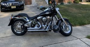 2000 Harley Davidson fat boy for Sale in Cherry Hill, NJ
