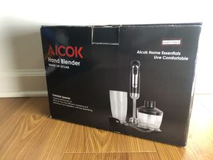 Aicok Hand Blender New in Box for Sale in North Charleston, SC