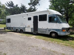92 Ford motor home 46 ft for Sale in Hideaway, TX