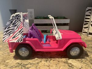 Barbie Jeep for Sale in Mesa, AZ