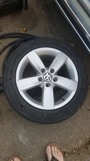 Jetta wheels and tires for Sale in Enumclaw, WA