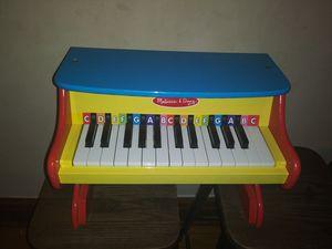 Melissa & Doug piano for Sale in Chicago, IL