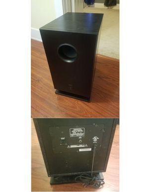 Onkyo powered subwoofer for Sale in Long Beach, CA