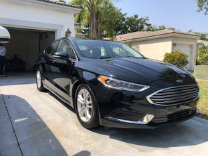 2018 Ford Fusion for Sale in Framingham, MA