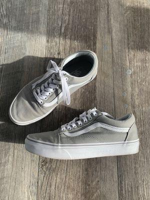 Women's Vans Old Skool Shoes - 8.5 for Sale in Kennewick, WA