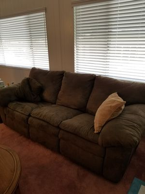 Recliner Couch and Loveseat for Sale in Lake Forest, CA