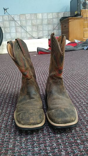 Ariat boots for Sale in Huntington, UT