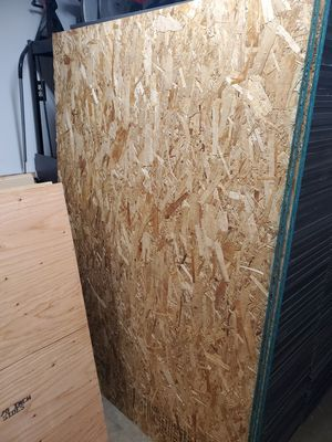 "OSB Plywood **4 sheets** 1/2"" for Sale in Puyallup, WA"