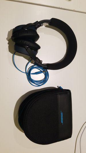 BARELY USED - AUDIO BROKEN - BOSE Soundlink on ear headphones for Sale in San Francisco, CA