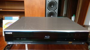 Sony BDP-S2000ES Blu Ray DVD CD player stainless steel for Sale in Portland, OR