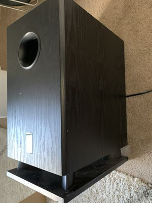 Onkyo subwoofer for Sale in Everett, WA