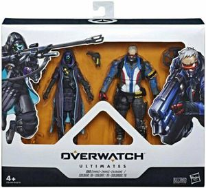 Overwatch Ultimates Ana & Soldier 76 for Sale in Bala Cynwyd, PA