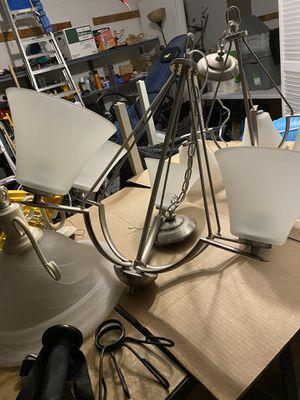 Lamp / chandelier/ hanging light fixture for Sale in Orlando, FL