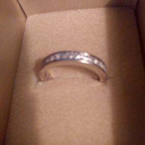 Beautiful Sterling Silver Band Ring Size 8 Brand New for Sale in North Las Vegas, NV