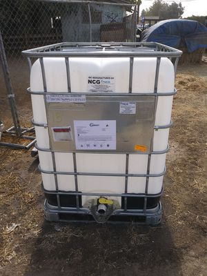 Storage tanks for Sale in Visalia, CA