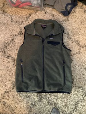 Patagonia men's vest for Sale in Fort Worth, TX