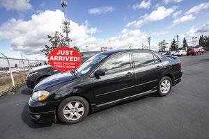 2008 Toyota Corolla for Sale in Tacoma, WA