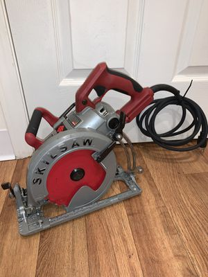 Skilsaw. Magnesium housing 7 1/4 circular saw. Excellent working condition. $120 firm. No less for Sale in Bellevue, WA