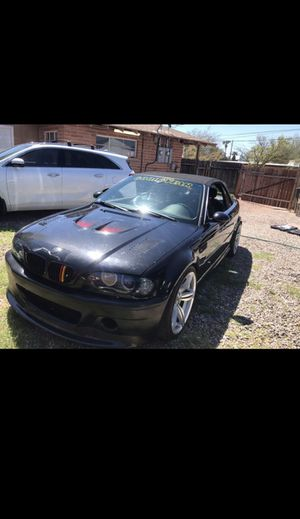 03 BMW E46 3 series to M3 Converted for Sale in Tucson, AZ