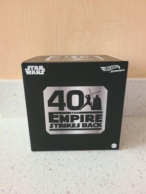 Hot Wheels Star Wars Empire X-Wing Dagobah 40th anniversary for Sale in Phoenix, AZ