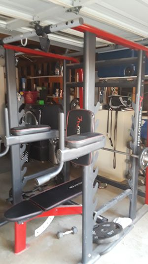 Weight rack for Sale in Redlands, CA