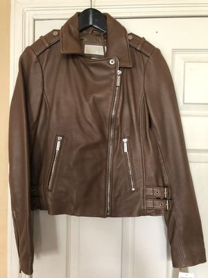 Michael Kors Leather Jacket - Brand New! for Sale in Philadelphia, PA