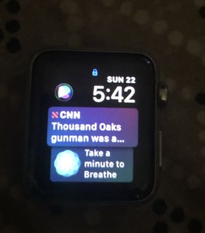 APPLE WATCH 1 1st GENERATION PREMIUM COLD FORGED STAINLESS STEEL 38MM for Sale in Phoenix, AZ