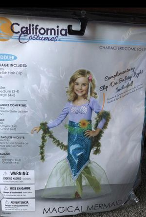 Mermaid costume for Sale in Phoenix, AZ