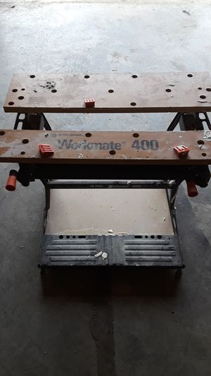 Work mate adjustable tablr for Sale in Tacoma, WA