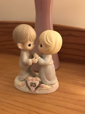 Precious Moments Figurine Our Love Still Sparkles for Sale in Fairless Hills, PA