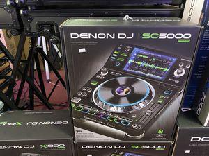 Denon Dj sc 5000 prime on sale today for 999 for Sale in Norwalk, CA