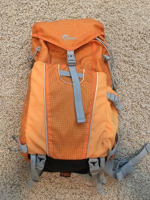 Camera Bag - Lowepro Backpack for Sale in Granite Bay, CA