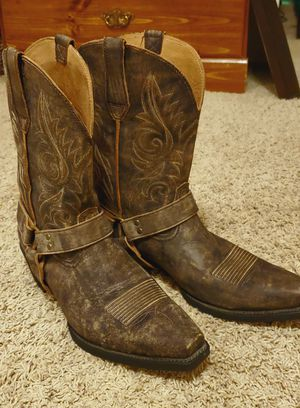 Men's Sz 12 Ariat Boots (New) for Sale in Abilene, TX