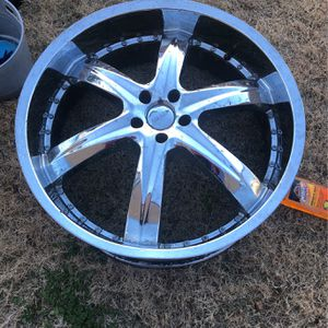 Paladín 24inch Rims for Sale in Austin, TX