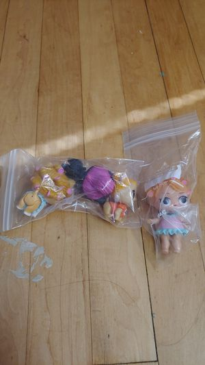 3 pet lols and 1 lol doll for Sale in Chicago, IL