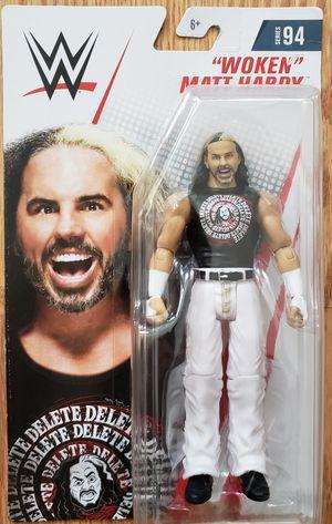 """New WWE """" Woken"""" Matt Hardy Action Figure. for Sale in Longwood, FL"""