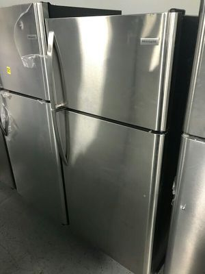 Top-Mount Stainless Refrigerator for Sale in St. Louis, MO