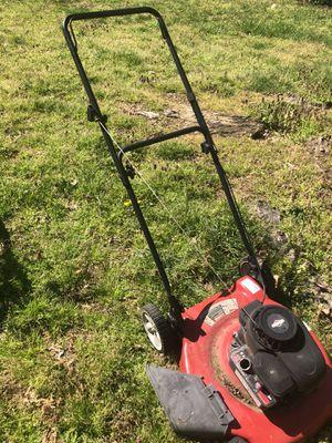 Briggs and Stratton lawn mower for Sale in Arlington, VA