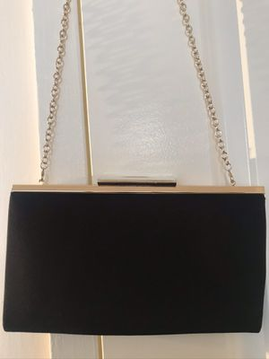 Evening purse/clutch with stone lock detail for Sale in Chicago, IL