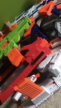 Nerf Guns! for Sale in Happy Valley,  OR