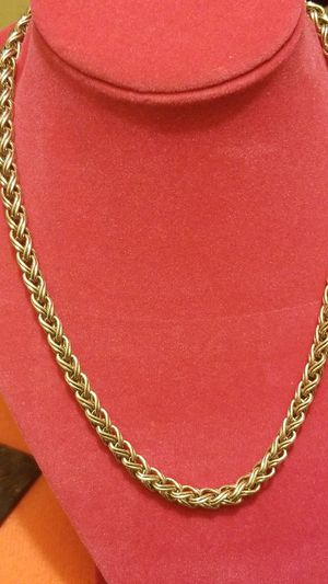 "NICE 18""SILVER CHAIN for Sale in VA, US"