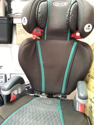 Graco high back booster car seat for Sale in Chandler, AZ