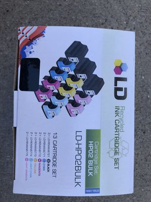 LD Recycled Ink Cartridge for Sale in Fort Worth, TX
